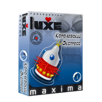 Презерватив Luxe 1шт Королевский Экспресс