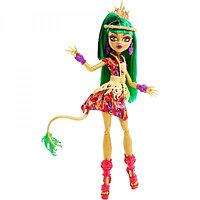 Monster High «Монстрические каникулы» Кукла Джинафаир Лонг, Монстер Хай