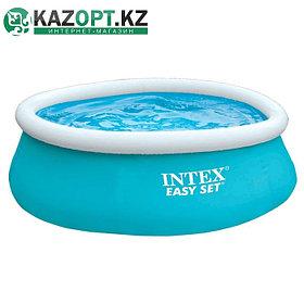 Бассейн надувной Intex круглый 183х51 см, от 3 лет.