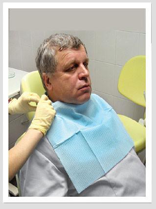 Салфетка стоматологическая Размер 33х45 см