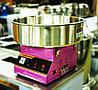 """Аппарат для изготовления сладкой ваты """"Candyfloss Machine ET-MF03"""""""