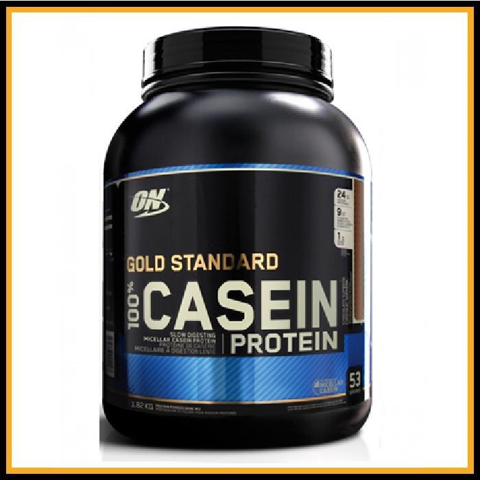 O.N. 100% Casein protein (1816 g) (Ваниль)