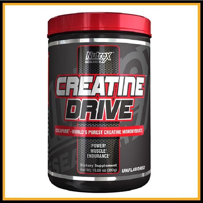 Nutrex CREATINE DRIVE BLACK (300 g)