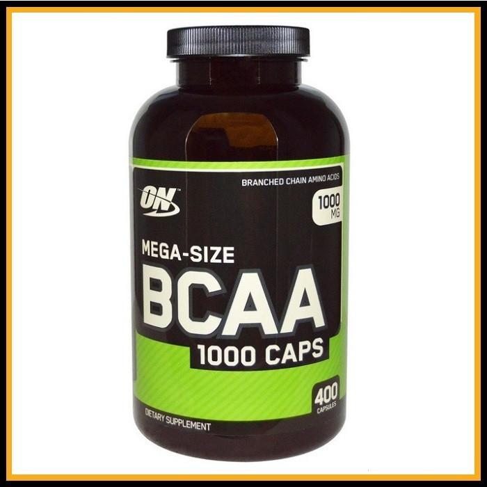ON BCAA (400капс)