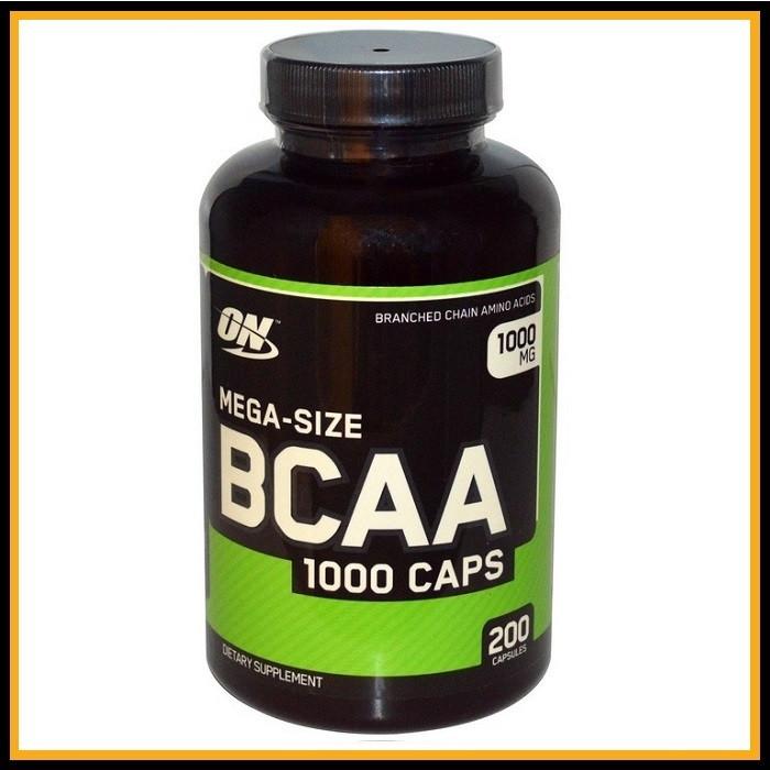 ON BCAA (200капс)