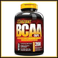 Mutant BCAA (200 caps)