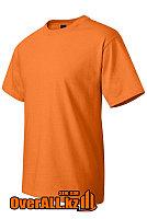 Футболка оранжевая с коротким рукавом, фото 1