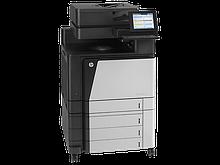 HP A2W76A МФУ лазерное Color LaserJet Flow M880z+ MFP