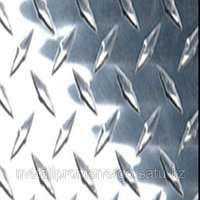 Лист рифленый 4 мм