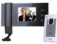 Видеодомофоны и аудиодомофоны