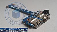 USB 2.0 и 3.0 плата QCL50 LS-8714P HP Envy m6-1000