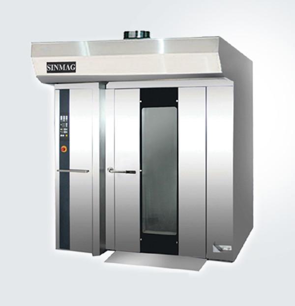 Печи ротационные Sinmag SV1/SV2/SV3
