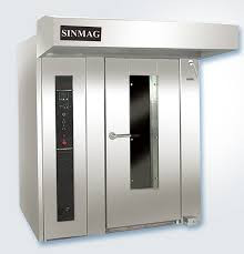Печи ротационные Sinmag F1/F2/F3