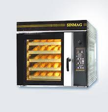 Печи конвекционные Sinmag SM-705E/705EB/805E