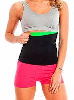 Пояс для похудения «Боди шейперс», (зелёный) Body Shaper belt green