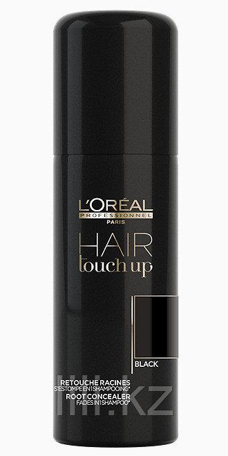 "Консилер для волос ""Черный"" L'Oreal Professionel Hair Touch Up ""Black"" 75 мл."