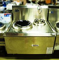 Индукционная WOK плита, 110х100х125см