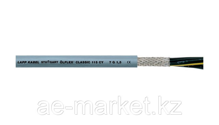 Кабель ÖLFLEX CLASSIC 115CY 7G1,5