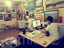 Www.posternazakaz.kz Печать на холсте, широкоформатная печать, картины на заказ, постеры, модульные картины