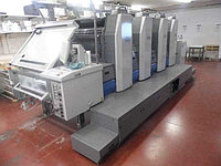 Ryobi 784E б/у 2009г - 4-красочная печатная техника