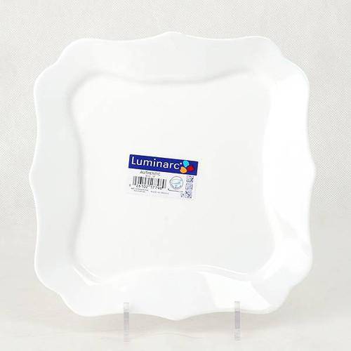 Тарелка десертная Luminarc Authentic White 20,5см (J4701/E4960)