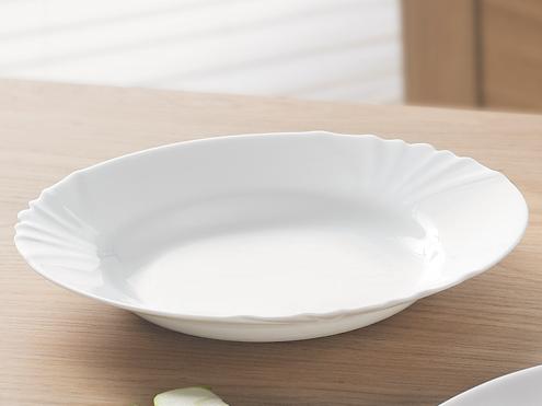 Тарелка суповая глубокая Liminarc Cadix 23 см (J6691)