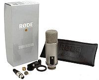Rode Broadcaster студийный микрофон