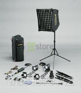 Dedolight S1B компактный комплект света на базе DLH4 и DLHM4-300, фото 2