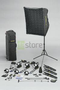 Dedolight S5B базовый коплект Interviewer на 4 прибора 24/150