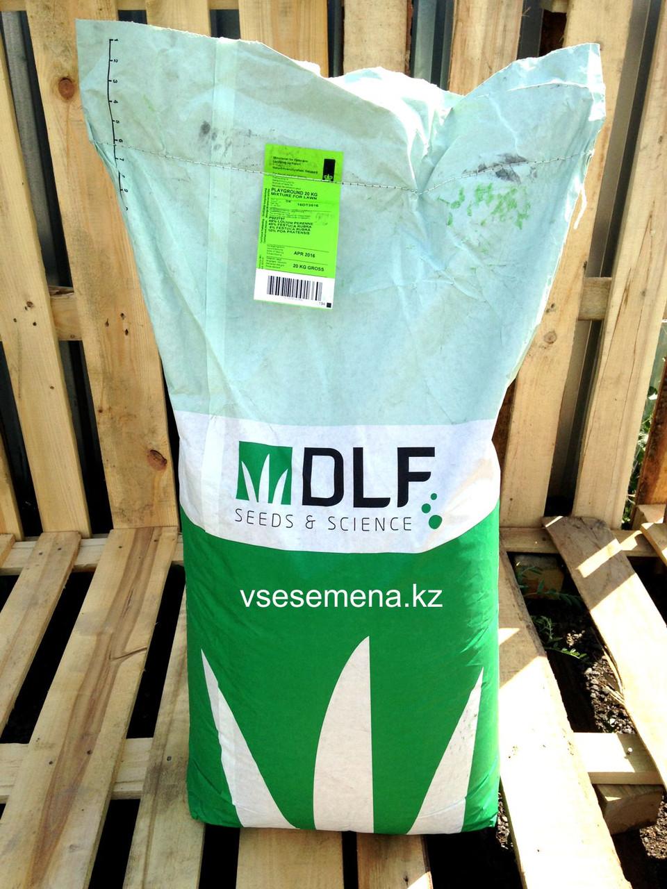 Газонная трава Playground (DLF Trifolium)