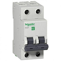 Автоматический выключатель Easy9 2П 16А С