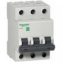 Автоматический выключатель Easy9 3П 25А С