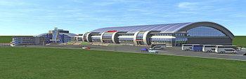 Проектирование спортивных комплексов и сооружений