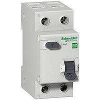 Дифференциальный автоматический выключатель Easy9 1П+N 16А 30мА C
