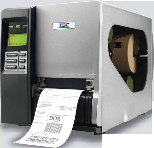 Принтер этикеток TSC TTP-346M Pro (Термотрансферный)