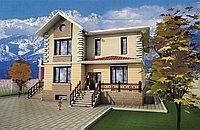 Готовые проекты домов. Проектирование