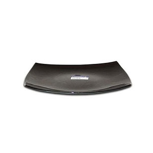 Тарелка обеденная Luminarc Quadrato черная 27 см (J0591/D7200)