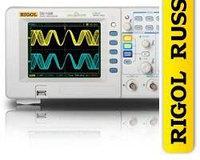 DS1052D цифровой осциллограф RIGOL