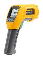 Fluke 566 — инфракрасный и контактный термометр