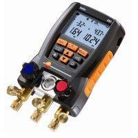 Комплект testo 550 - Цифровой манометрический коллектор Номер заказа. 0563 1550