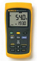 FLUKE 54 II B - измеритель температуры универсальный