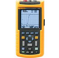 FLUKE 124 - осциллограф-мультиметр (скопметр) цифровой запоминающий