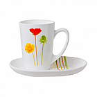 Чайный сервиз Luminarc Энканта Encanta, 220 мл (D9042), фото 2