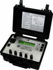 Виток - омметр для измерения сопротивления индуктивных объектов