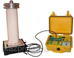 СКВ-100 (аккумуляторное питание) - цифровой киловольтметр