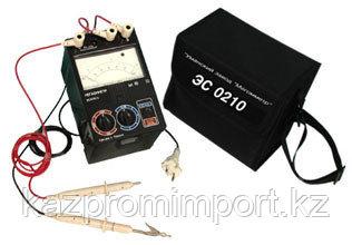 ЭС0210/1 - измеритель сопротивления изоляции, мегаомметр