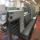Ryobi 755P + XL б/у 2006г - 5-ти красочная печатная машина, фото 5
