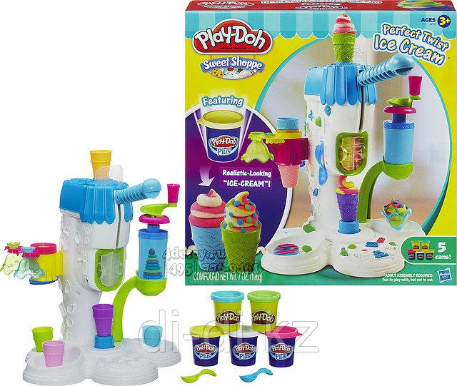 Hasbro  Мир мороженого Play-Doh Плэй-До