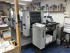 Ryobi 524 HXX б/у 2001г - четыреxкрасочная печатная машина, фото 2