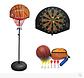 Игровой набор Дартс с баскетбольным кольцом, фото 2